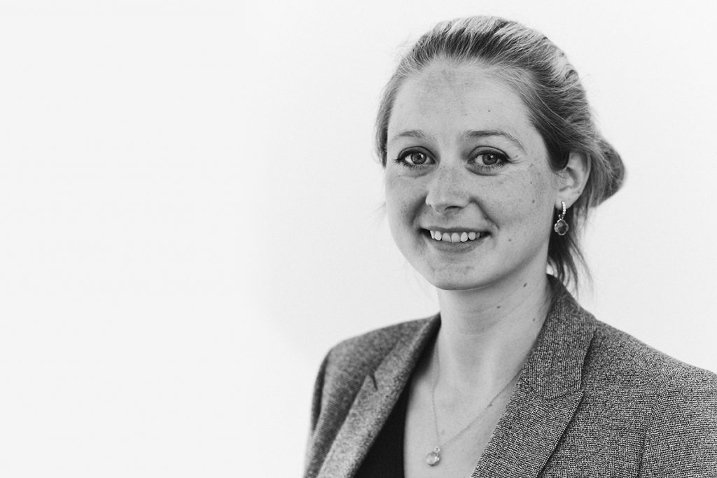 Getting to know the team: Constance Dyson, COO